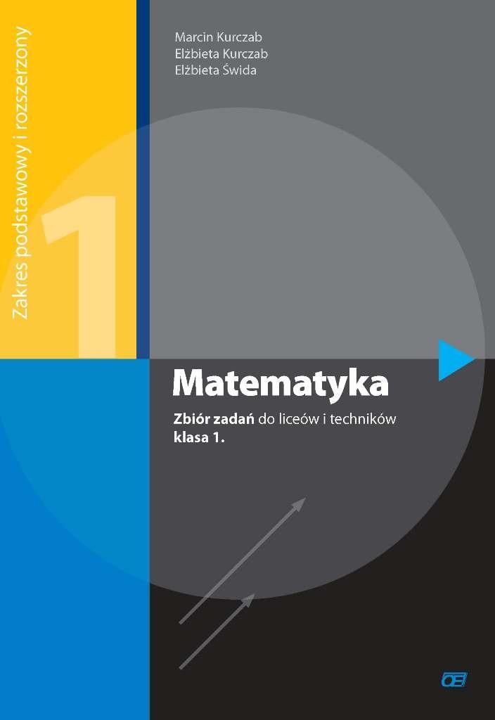 matematyka podręcznik do liceów i techników klasa 1 cena